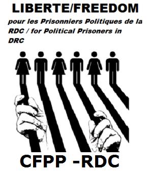 LOGO CFPP PRISONNIERS POLITIQUES RDC 1