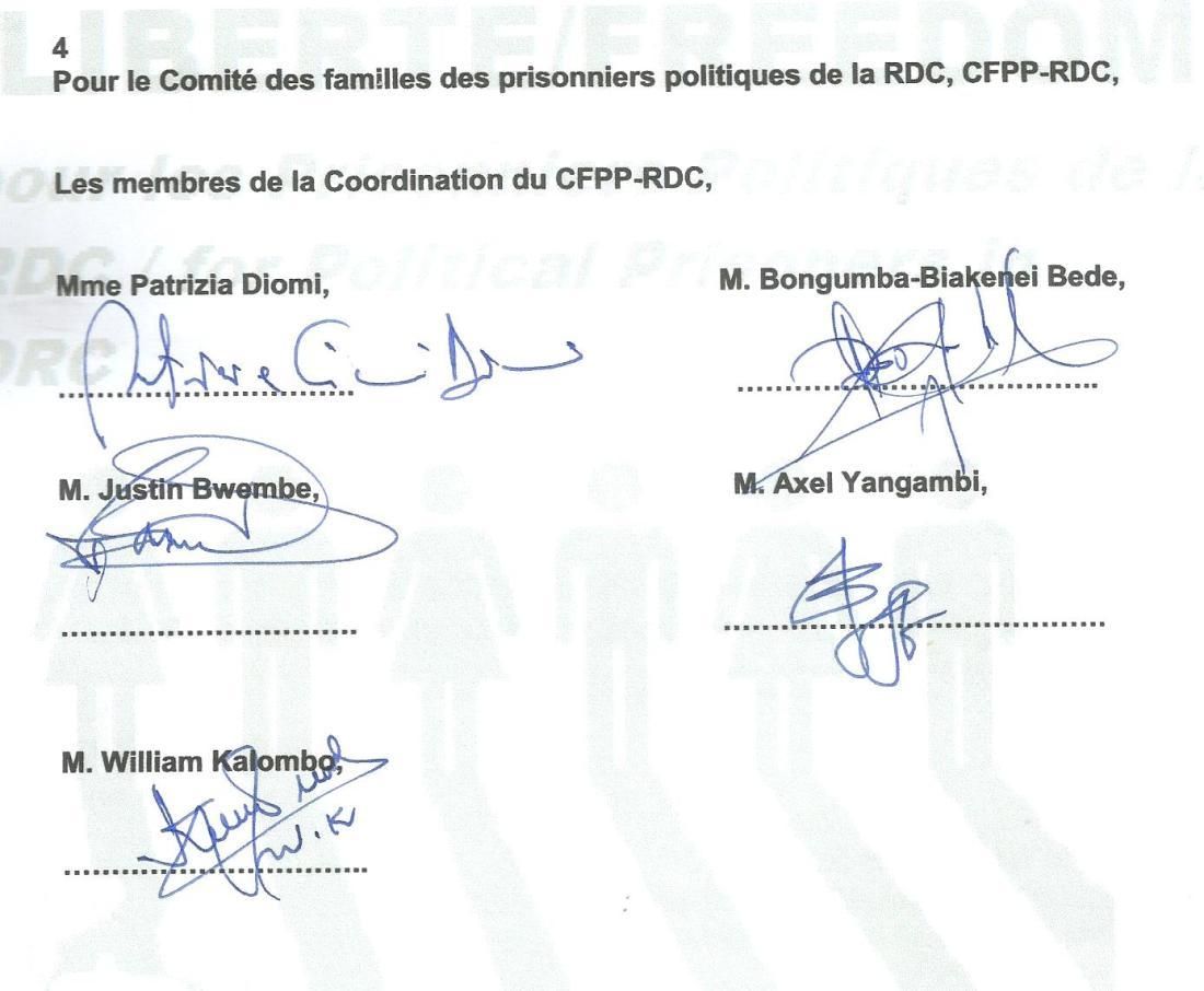 signataires lettre à Macron