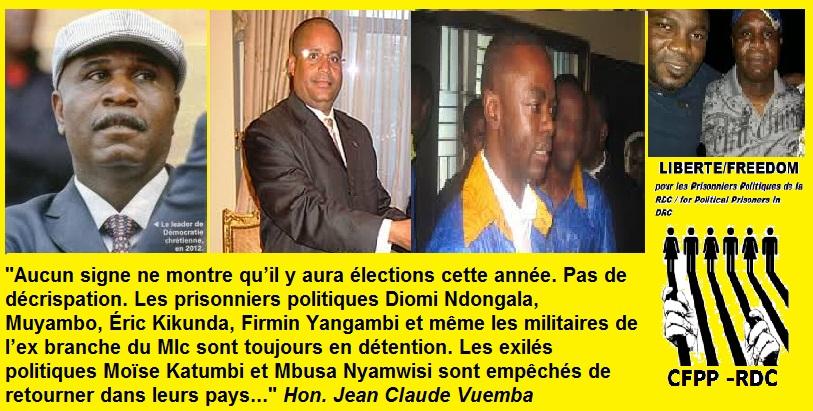 prisonniers politiques vuemba