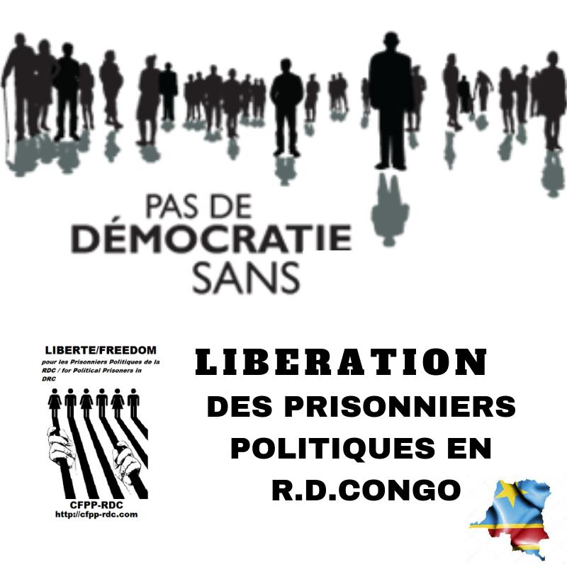 LIBERATION DES PRISONNIERS POLITIQUES