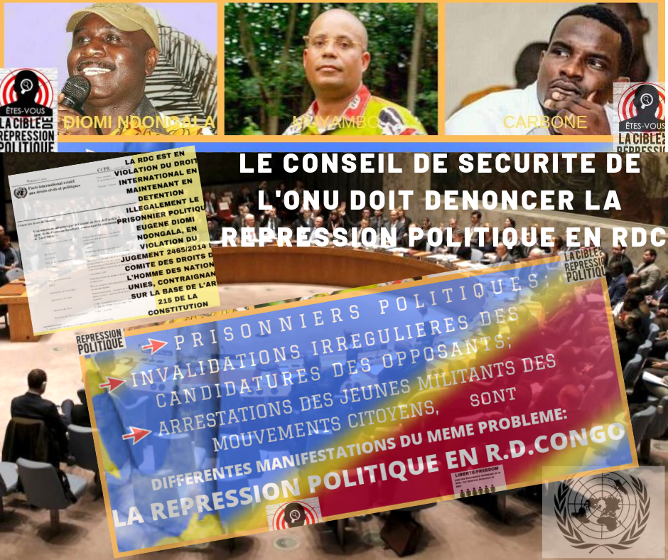 repression polititique csnu