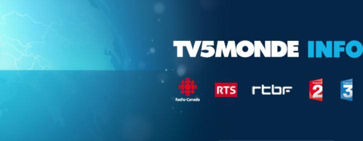 TV5 MONDE INFO