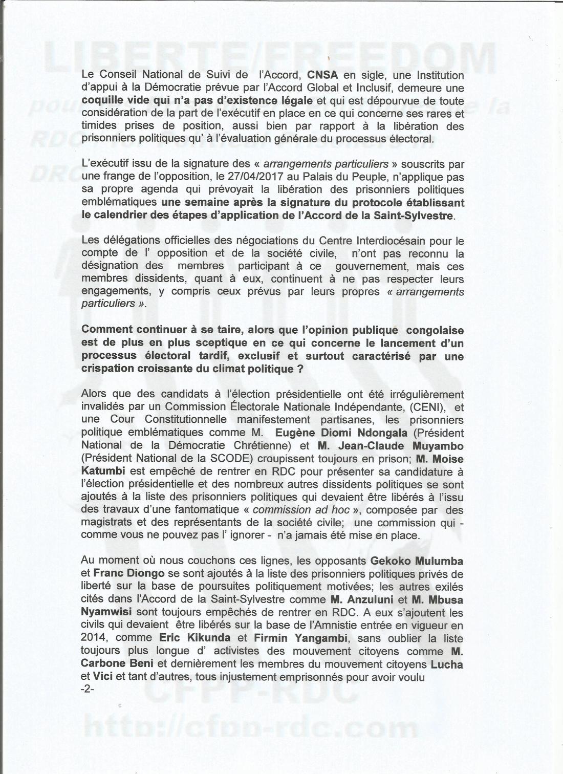 MEMORANDUM A LA CENCO 14.11.180002