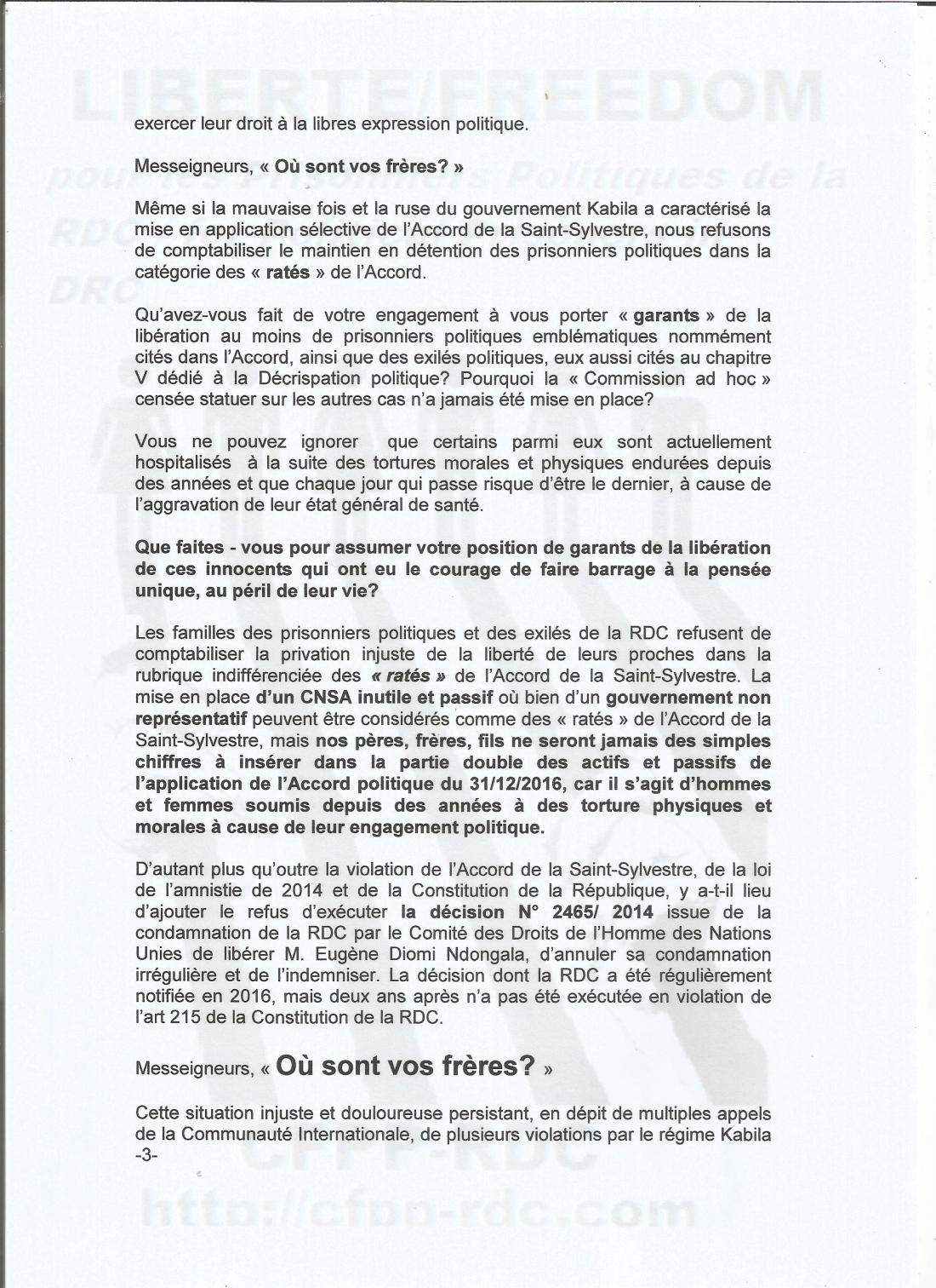MEMORANDUM A LA CENCO 14.11.180003