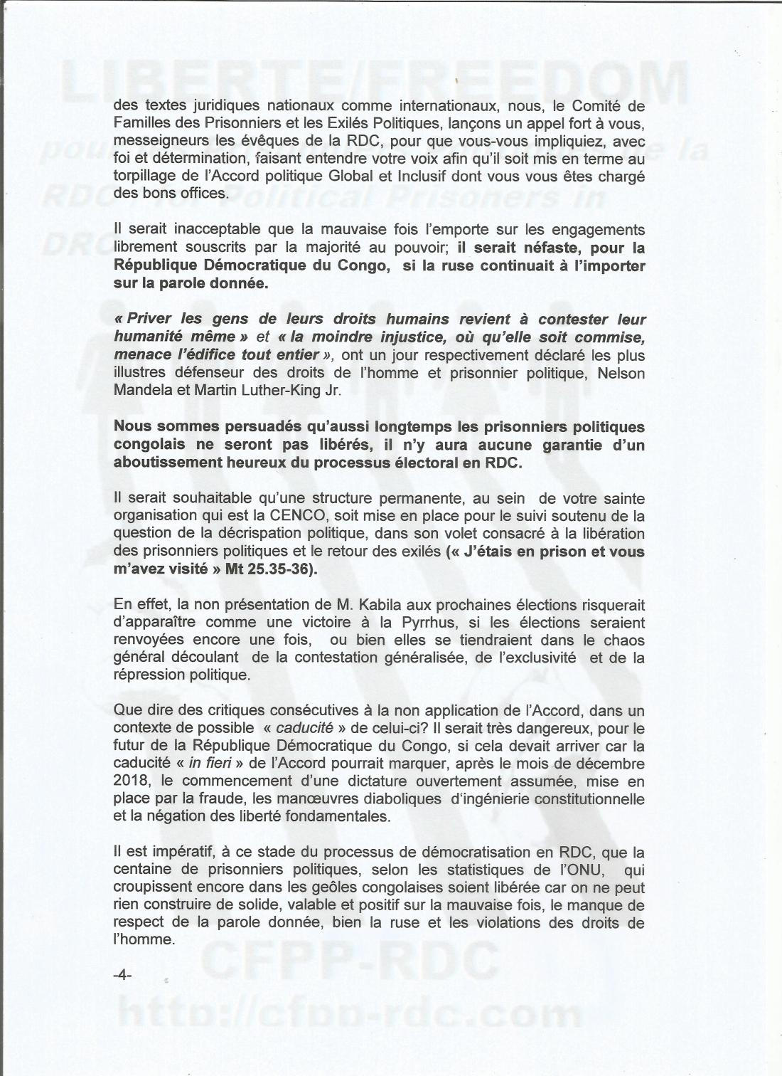 MEMORANDUM A LA CENCO 14.11.180004